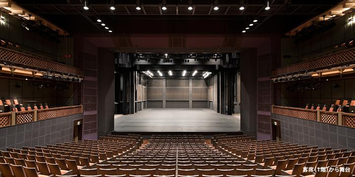 東京芸術劇場・シアターウエスト(小ホール2)|イベ …
